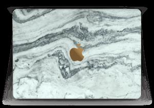 "Green loves grey Skin MacBook 12"""