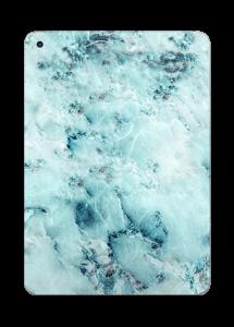 Gelo azul Skin IPad 2017