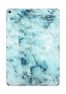 Gelo azul Skin IPad Pro 10.5