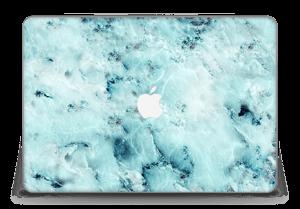 "Marbre bleu Skin MacBook Pro Retina 15"" 2015"
