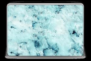 Gelo azul Skin Laptop 15.6