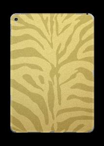 Gullsebra Skin IPad Pro 9.7
