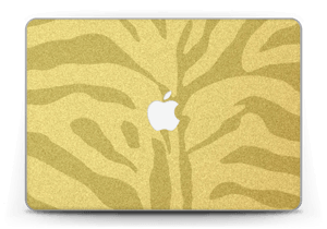 "Zebra Gold Skin MacBook Pro Retina 13"" 2015"