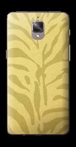 Gullsebra Skin OnePlus 3T