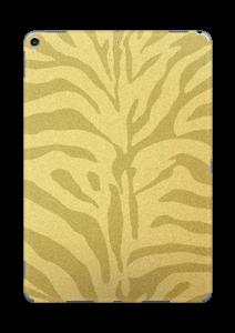 Gullsebra Skin IPad Pro 10.5
