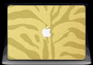 "Gullsebra Skin MacBook Air 13"""
