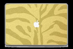 "Gullsebra Skin MacBook Pro 17"" -2015"