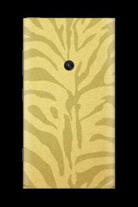 Gullsebra Skin Nokia Lumia 920
