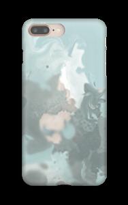 PastellSplash deksel IPhone 8 Plus
