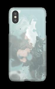 Mistura pastel Capa IPhone X