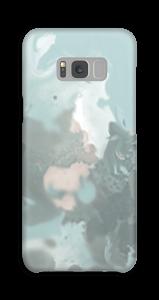 PastellSplash deksel Galaxy S8 Plus