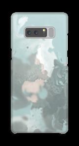 PastellSplash deksel Galaxy Note8