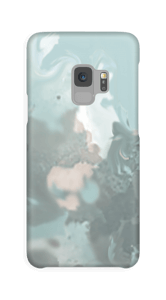 Mistura pastel Capa Galaxy S9