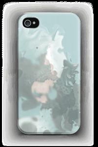 PastellSplash deksel IPhone 4/4s