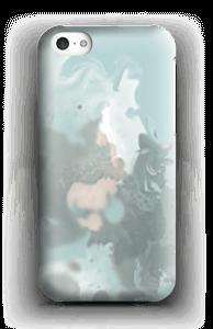 Mistura pastel Capa IPhone 5c