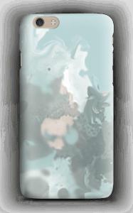 PastellSplash deksel IPhone 6