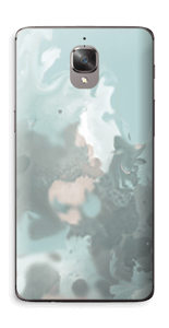Pastel azul Skin OnePlus 3