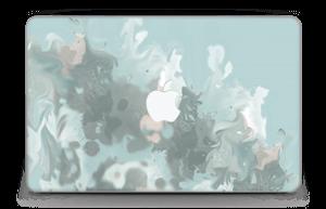 """Turkise og blågrønne farger Skin MacBook Air 11"""""""
