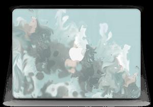 """Turkise og blågrønne farger Skin MacBook Air 13"""""""
