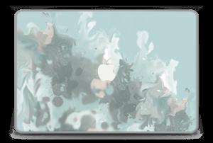 """Turkise og blågrønne farger Skin MacBook Pro 15"""" -2015"""