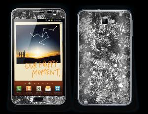 Jule glitter Skin Galaxy Note
