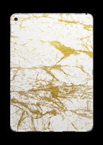 Hvitt og gull Skin IPad Pro 9.7