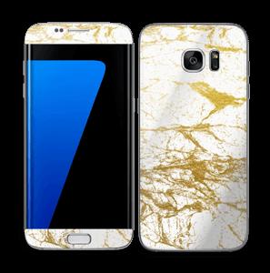 Dourado Skin Galaxy S7 Edge