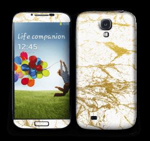 Dourado Skin Galaxy S4