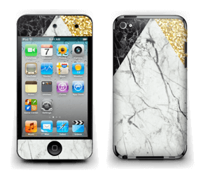 Marbre et or Skin IPod Touch 4th Gen