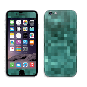 Green pixles Skin IPhone 6/6s
