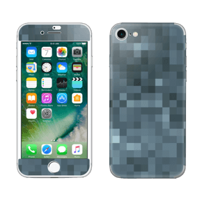 Pixels cinzentos Skin IPhone 7