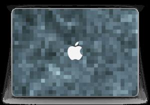 "Gråblå pixel Skin MacBook Pro Retina 13"" 2015"