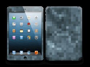 Pixelisé bleu Skin IPad mini 2