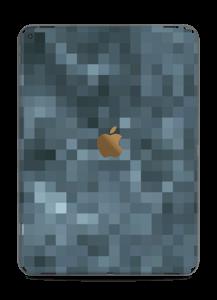 Pixels cinzentos Skin IPad Pro 12.9