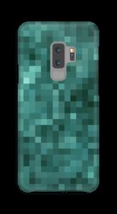 Grön pixel