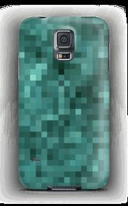 Vihreä pikseli kuoret Galaxy S5