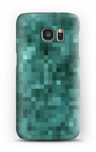 Pixy Grün Handyhülle Galaxy S7