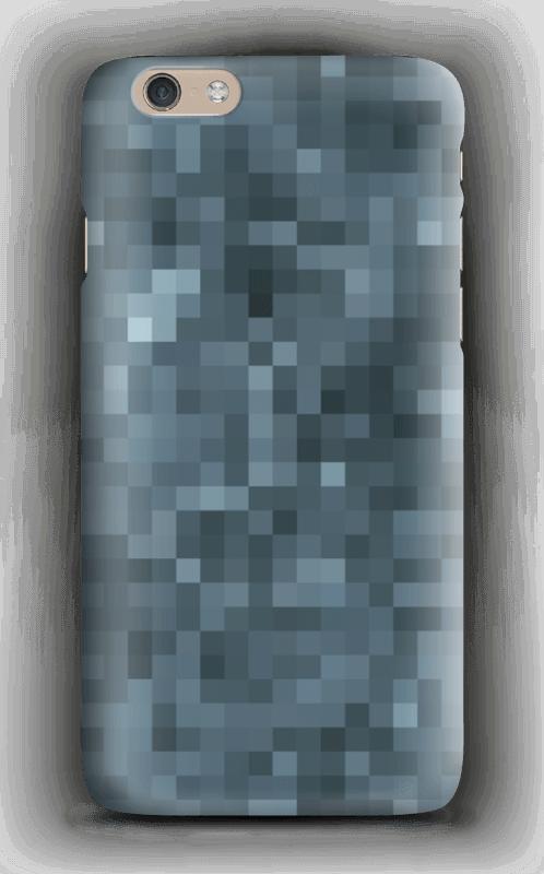Pixels Cinzentos Capa IPhone 6