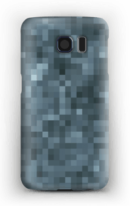 Sininen pikseli kuoret Galaxy S6
