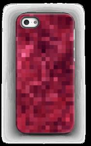Pixels rosa Capa IPhone 5/5s tough
