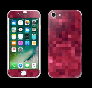 Pixels rosa Skin IPhone 7