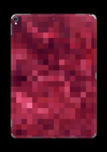 Pixels rosa Skin IPad Pro 10.5