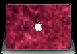 """Rosarøde pixler Skin MacBook Air 13"""""""