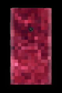 Pixels rosa Skin Nokia Lumia 920