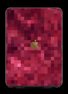 Pixels rosa Skin IPad Pro 12.9