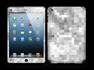 Svart-hvit pixel Skin IPad mini 2