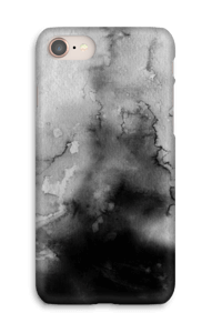 Sort & vand cover IPhone 8