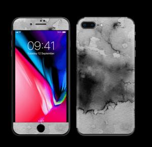Stilig i svart Skin IPhone 8 Plus