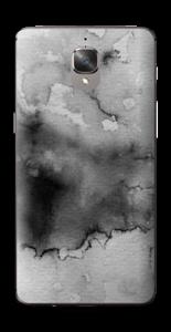 Stilig i svart Skin OnePlus 3