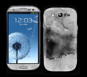 Sort & vandfarve Skin Galaxy S3
